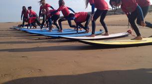 Surf-La Tranche sur Mer-Cours de surf à la Tranche Sur Mer-5