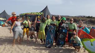 Kitesurfing-Porto Pollo-Kitesurfing test course in Porto Pollo, Sardinia-5