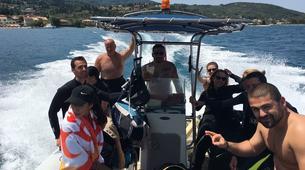 Scuba Diving-Lefkada-Scuba diving PADI courses in Lefkada-3