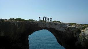 Spéléologie-Mallorque-Sea caving excursion in Cova de Coloms-4