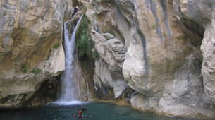 Canyoning-Grenade, Andalousie-Canyoning at Rio Verde in the Sierra Nevada-4