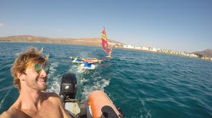 Windsurfing-Costa Calma, Fuerteventura-Windsurfing lessons and courses in Matas Blancas, near Costa Calma-2