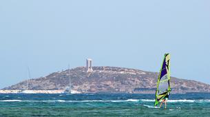 Windsurf-Naxos-Windsurfing lessons in Naxos-2