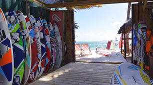 Windsurfing-Saint Martin-Windsurfing gear rental in St Martin-1