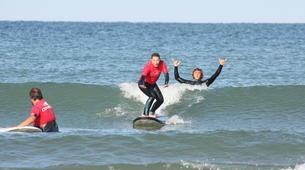 Surf-La Tranche sur Mer-Cours de surf à la Tranche Sur Mer-1