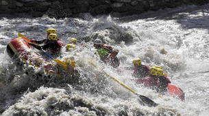 Rafting-Courmayeur-Rafting down the Dora Baltea River in Courmayeur-5