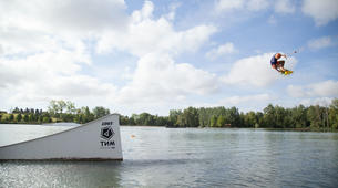 Wakeboard-Lac du Magne-Coaching Privé Wakeboard Perfectionnement vers Poitiers-3