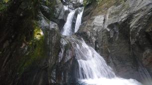 Canyoning-Bagnères-de-Luchon-Canyon du Gouffre d'Enfer près de Bagnère-de-Luchon-3