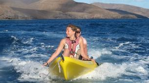 Sea Kayaking-Costa Calma, Fuerteventura-Kayaking and snorkeling in Matas Blancas Beach-3