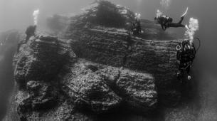 Scuba Diving-Faial-Guided adventure dives in Faial, Portugal-3