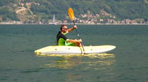 Canoë-kayak-Lac de Côme-Kayak rental in Colico, Lake Como-3