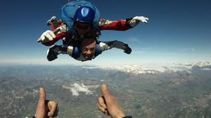 Parachutisme-Gap-Saut en Parachute Tandem de 4000m à Gap-1