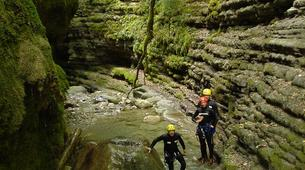 Canyoning-Province Huesca-Canyoning in the Aragonese Pyrenees-2