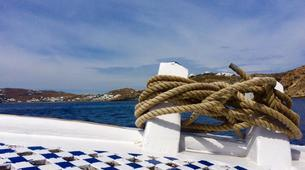 Snorkeling-Mykonos-Sailing and snorkeling excursion around Mykonos-5