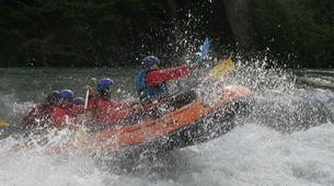 Rafting-Pau-Descente en Rafting du Gave de Pau entre Lourdes et Lestelle-Bétharram-2