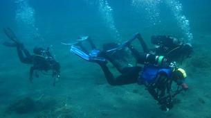 Plongée sous-marine-Iles Eoliennes-Discover scuba diving in Aeolian Islands-2