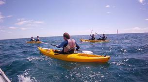Sea Kayaking-Costa Calma, Fuerteventura-Kayaking and snorkeling in Matas Blancas Beach-1