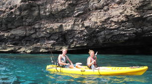 Sea Kayaking-Costa Calma, Fuerteventura-Kayaking and snorkeling in Matas Blancas Beach-5