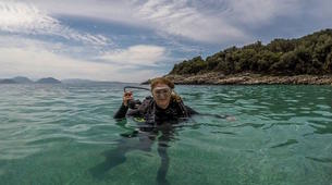 Scuba Diving-Lefkada-Scuba diving PADI courses in Lefkada-1