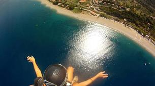 Parapente-Palerme-Tandem paragliding flight in Palermo, Sicily-3