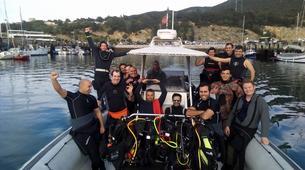 Scuba Diving-Faial-Guided adventure dives in Faial, Portugal-6