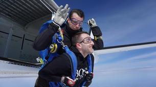 Skydiving-Paris-Tandem skydive in Peronne, near Paris-2