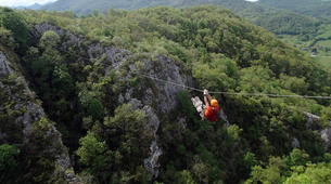 Via Ferrata-Ariege-Multi-activity package in Ariège - Canyoning, Climbing, Caving-1