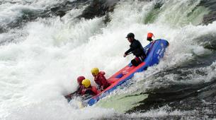 Rafting-Hardangervidda National Park-Rafting down the Numedalslågen in Norway-4