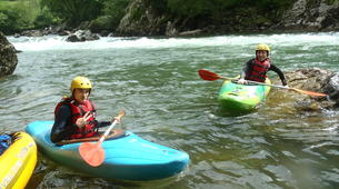 Kayaking-Biarritz-Canoeing down the Nive River near Biarritz-3