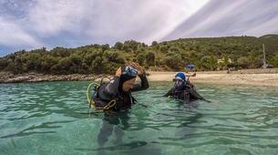 Scuba Diving-Lefkada-Scuba diving PADI courses in Lefkada-4