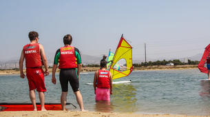 Windsurf-Naxos-Windsurfing lessons in Naxos-1