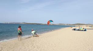 Kitesurfing-Porto Pollo-Kitesurfing test course in Porto Pollo, Sardinia-4
