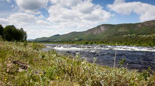 Rafting-Hardangervidda National Park-Rafting down the Numedalslågen in Norway-12
