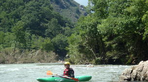 Kayaking-Biarritz-Canoeing down the Nive River near Biarritz-5