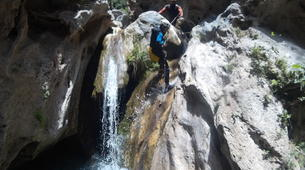 Canyoning-Grenade, Andalousie-Canyoning at Rio Verde in the Sierra Nevada-5