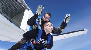 Skydiving-Paris-Tandem skydive in Peronne, near Paris-1