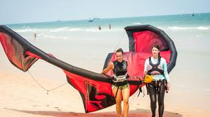 Kitesurfing-Hua Hin District-Advanced kitesurfing courses in Hua Hin-1