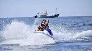 Jet Skiing-Hendaye-Jetski excursion in Hendaye-3