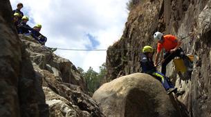 Canyoning-Cordoba-Initiation canyon Genilla in Priego de Cordoba-3