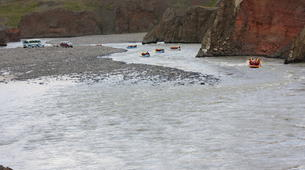 Rafting-Northwestern Region of Iceland-Extreme rafting down the East Glacial River, Northwestern Region of Iceland-9