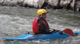Kayaking-Biarritz-Canoeing down the Nive River near Biarritz-6