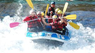 Canyoning-Spanish Catalan Pyrenees-2 Day Rafting and Canyoning trip in the Spanish Catalan Pyrenees-2