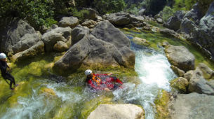 Canyoning-Omis-Cetina River Canyon in Omis-7