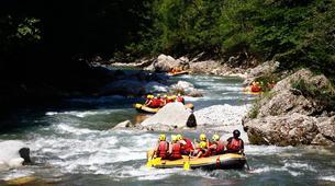 Rafting-Thonon-les-Bains-Descente en rafting de la Dranse à Thonon les Bains-4