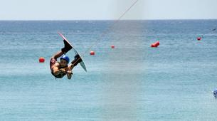 Wakeboard-Benidorm-Wakeboarding session (4 towers cable) in Benidorm, Costa Blanca-6