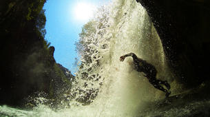 Canyoning-Omis-Cetina River Canyon in Omis-8