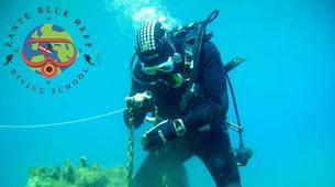 Scuba Diving-Zakynthos (Zante)-Guided adventure dives in Zante, Greece-4