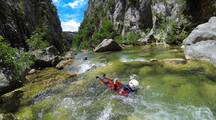 Canyoning-Omis-Cetina River Canyon in Omis-9