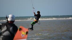 Kitesurf-Normandie-Cours de kitesurf à Cabourg-6