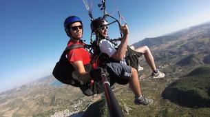 Parapente-Seville-Paragliding courses near Seville, Andalusia-1